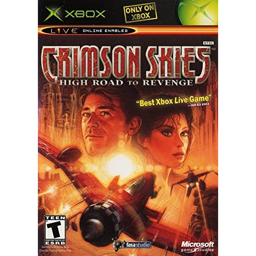 Image 0 of Crimson Skies: High Road To Revenge Xbox For Xbox Original