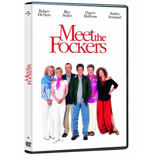 Image 0 of Meet The Fockers Widescreen Edition On DVD with Ben Stiller Comedy