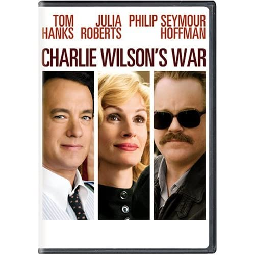 Image 0 of Charlie Wilson's War Full Screen On DVD With Julia Roberts Comedy