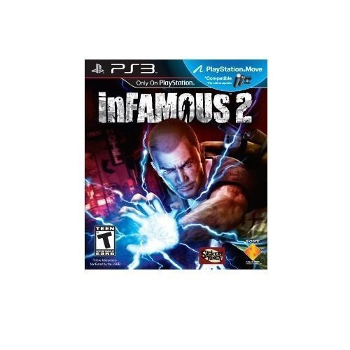 Image 0 of Infamous 2 Game For PlayStation 3 PS3