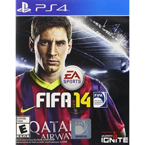 FIFA 14 For PlayStation 4 PS4 Soccer