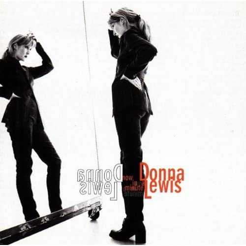Image 0 of Now In A Minute By Lewis Donna On Audio CD Album 1996