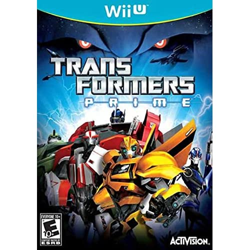 Image 0 of Transformers Prime: The Game For Wii U