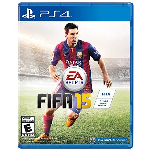 FIFA 15 For PlayStation 4 PS4 Soccer
