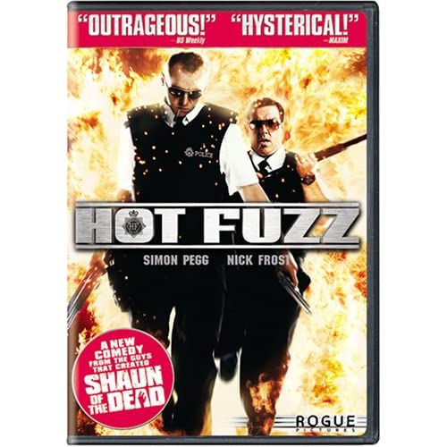 Image 0 of Hot Fuzz Widescreen Edition On DVD With Jim Broadbent
