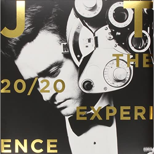 the 20 20 experience 2 of 2 by justin timberlake on vinyl record. Black Bedroom Furniture Sets. Home Design Ideas