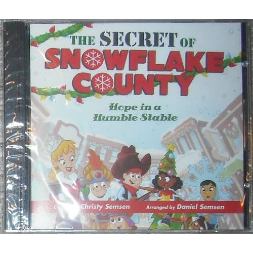 The Secret Of Snowflake County: Hope In A Humble Stable By Semsen