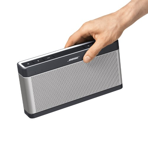 Bose soundlink bluetooth speaker iii wireless portable for Housse bose soundlink 3