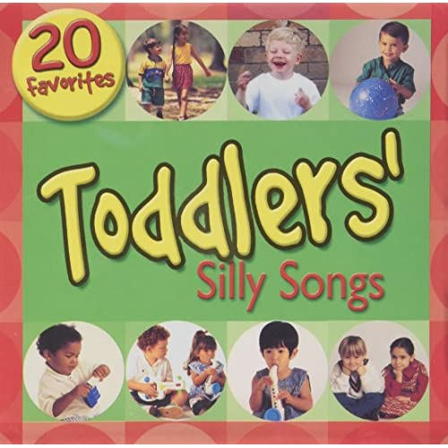 Image 0 of Toddlers' Silly Songs By Various On Audio CD Album 2011