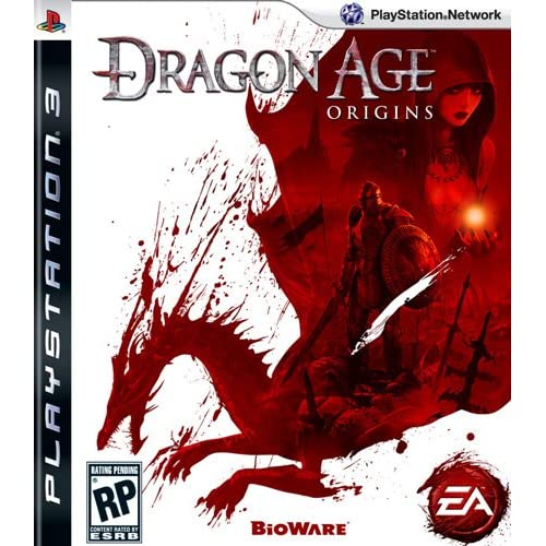 Dragon Age: Origins For PlayStation 3 PS3 RPG