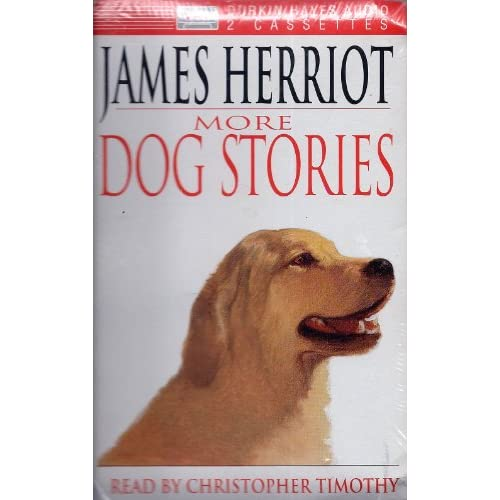 More Dog Stories By James Herriot On Audio Cassette