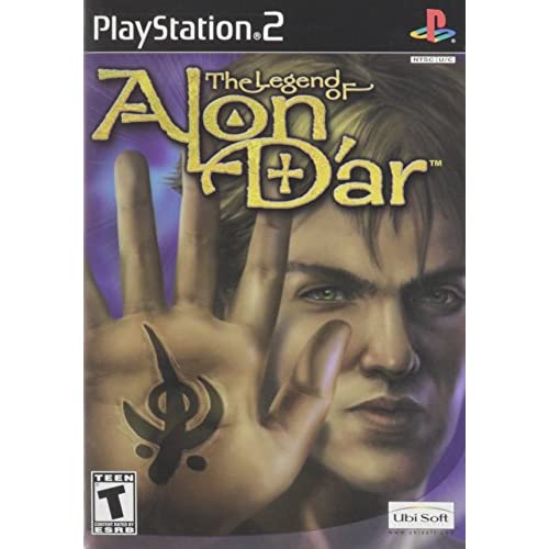 Image 0 of The Legend Of Alon D'ar For PlayStation 2 PS2 RPG
