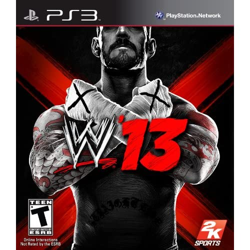 Image 0 of WWE '13 For PlayStation 3 PS3 Wrestling