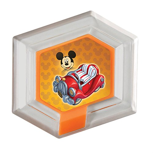Image 0 of Mickey's Car Disney Infinity Figure Power Disc