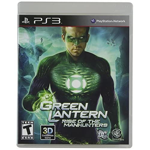 Image 0 of Green Lantern: Rise Of The Manhunters For PlayStation 3 PS3