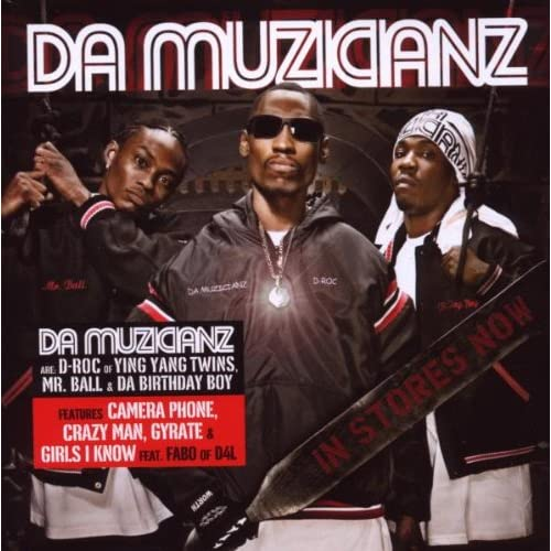 Image 0 of Da Muzicianz On Audio CD Album 2006 by Da Muzicianz