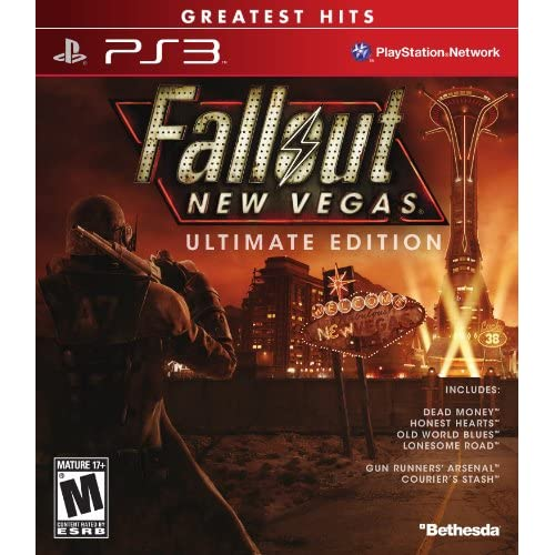 Image 0 of Fallout: New Vegas Ultimate Edition For PlayStation 3 PS3 Shooter