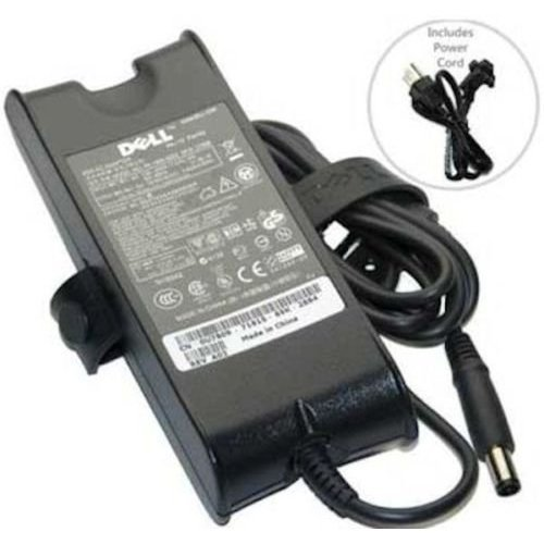 Image 0 of Genuine Dell 65 Watt 19.5V 3.34A AC Adapter FA65NS0-00 Wall Power Charger & DC