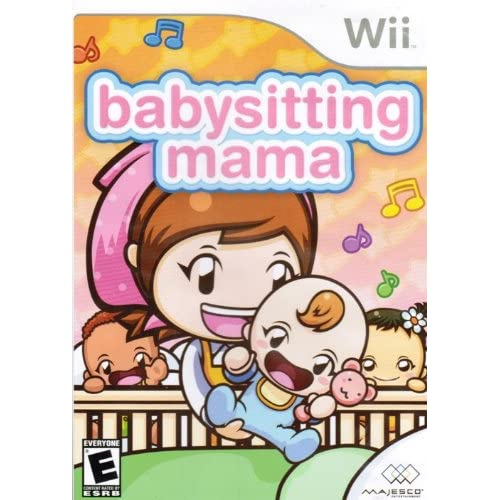 Image 0 of Babysitting Mama For Wii And Wii U