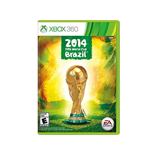 2014 FIFA World Cup Brazil Xbox 360 For Xbox 360 Soccer