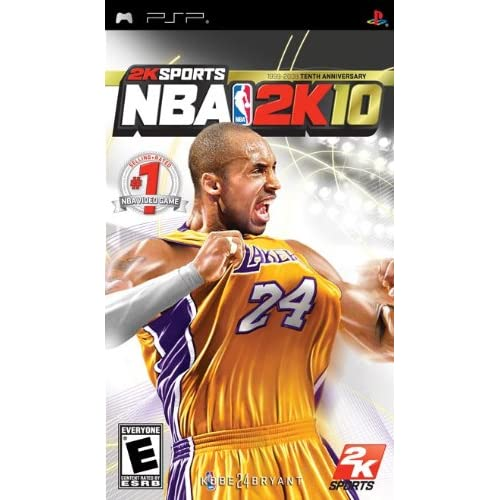 Image 0 of NBA 2K10 Sony For PSP UMD Basketball