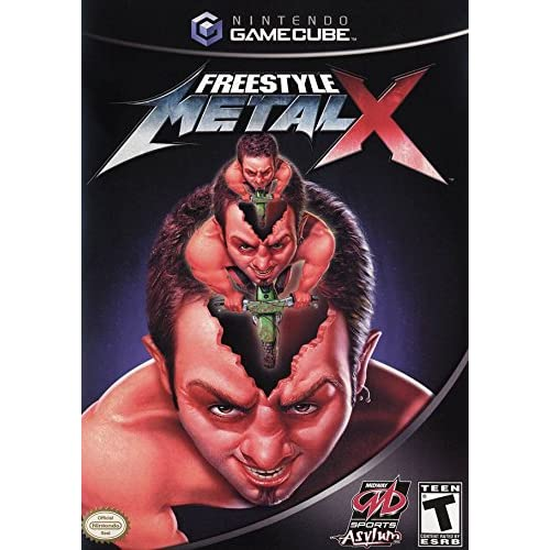Freestyle Metal X For GameCube Racing