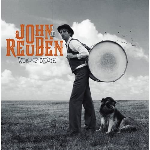 Image 0 of Word Of Mouth By John Reuben On Audio CD Album 2007
