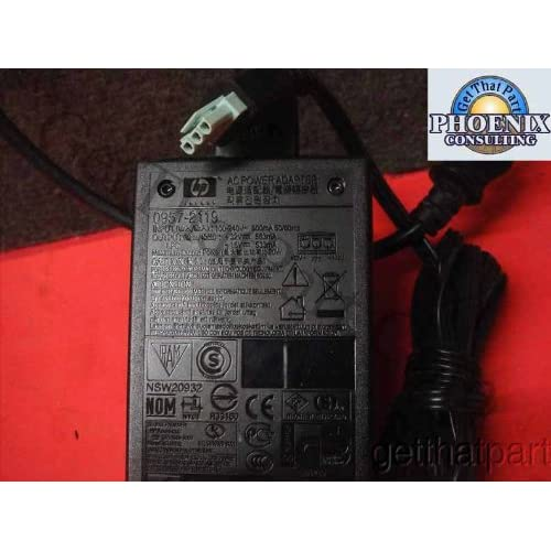 Image 0 of HP 0957-2119 32V 563MA And 15V 533MA AC Power Adapter For HP Printers 3920 3930