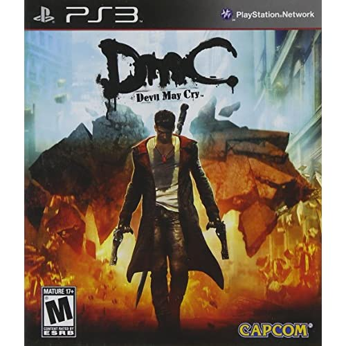 Image 0 of DMC: Devil May Cry For PlayStation 3 PS3