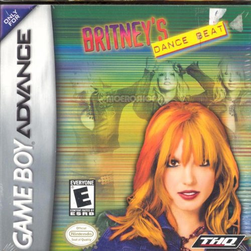 Britneys Dance Beat GBA For GBA Gameboy Advance