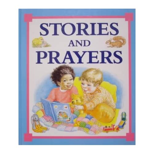 Stories And Prayers For Children By Books Wishing Well Venus Pamela
