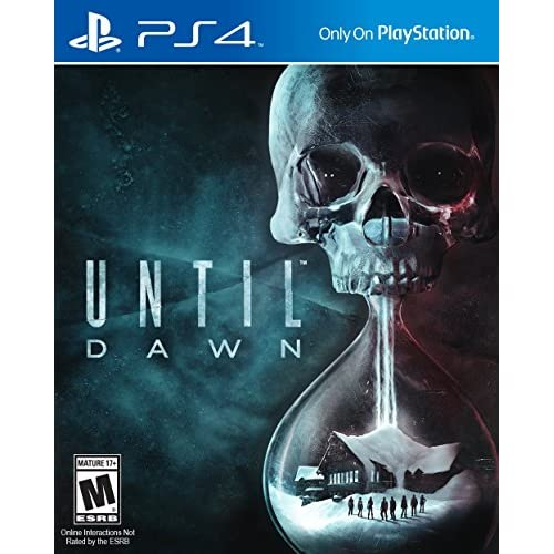 Image 0 of Until Dawn For PlayStation 4 PS4