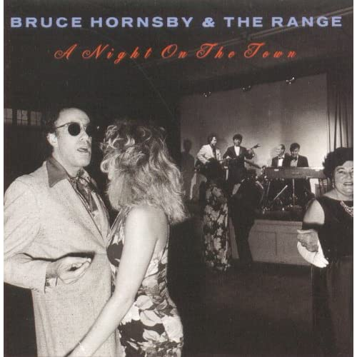 Night On The Town By Bruce Hornsby & The Range On Audio CD Album 2009