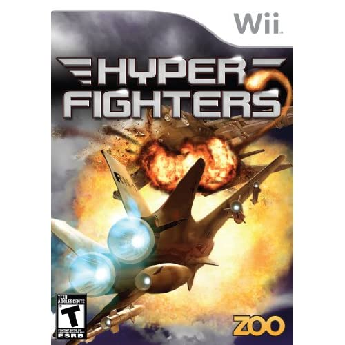 Image 0 of Hyper Fighters For Wii And Wii U Racing