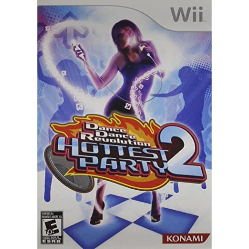 Image 0 of Dance Dance Revolution Hottest Party 2 Software Only For Wii Music