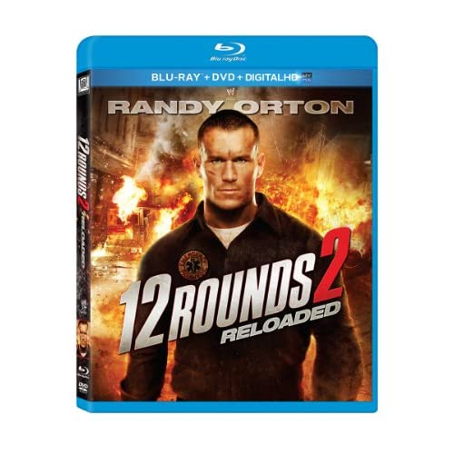 12 Rounds 2: Reloaded Blu-Ray On Blu-Ray