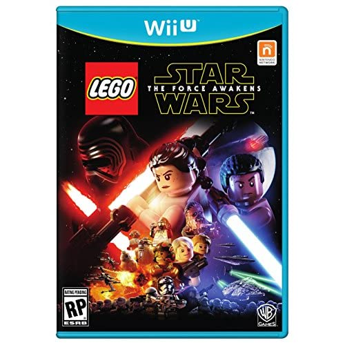 Image 0 of Lego Star Wars: The Force Awakens Standard Edition For Wii U