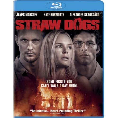Image 0 of Straw Dogs On Blu-Ray