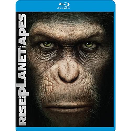 Image 0 of Rise Of The Planet Of The Apes Two-Disc Edition Blu Ray Dvd/digital Copy Combo B
