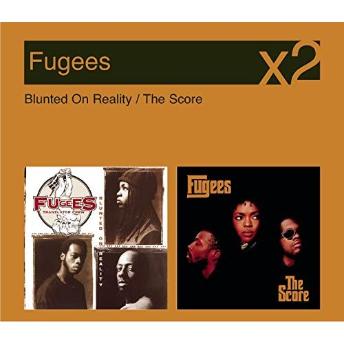 Image 0 of 2CD Eco Slipc-Blunted On Reality/the Score By Fugees On Audio CD Album 2007
