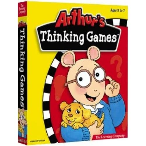 Arthur's Thinking Games Software