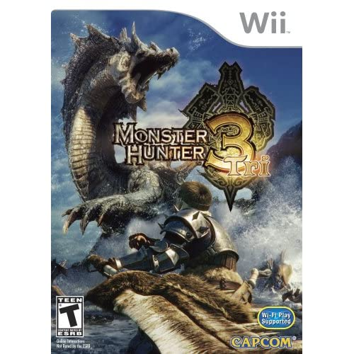Image 0 of Monster Hunter Tri Standard For Wii And Wii U RPG
