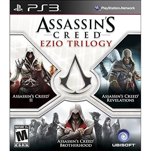 Assassin's Creed: Ezio Trilogy For PlayStation 3 PS3