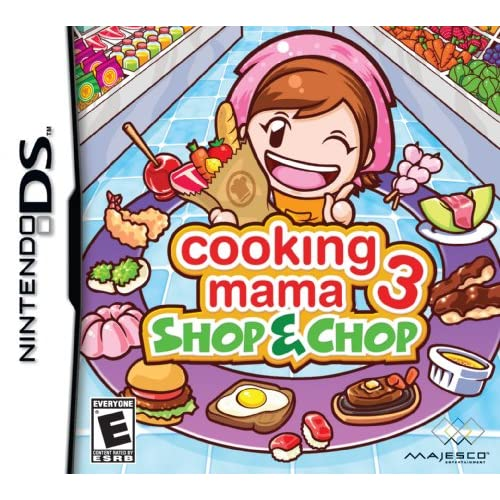 Image 0 of Cooking Mama 3: Shop And Chop For Nintendo DS DSi 3DS 2DS