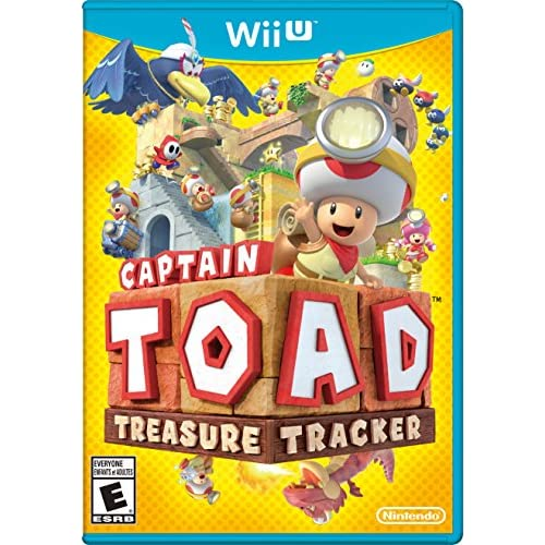 Captain Toad: Treasure Tracker For Wii U