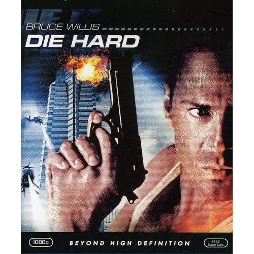 Image 0 of Die Hard Blu-Ray On Blu-Ray With Bruce Willis