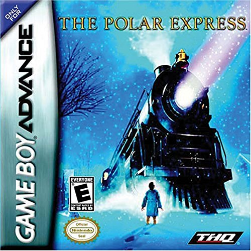 Image 0 of The Polar Express For GBA Gameboy Advance