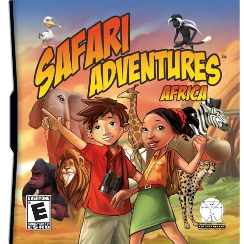 Image 0 of Safari Adventures: Africa For Nintendo DS DSi 3DS 2DS