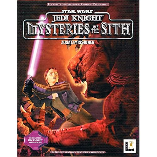 Image 0 of Star Wars Jedi Knight Mysteries Of The Sith Software For PC