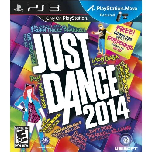 Image 0 of Just Dance 2014 For PlayStation 3 PS3 Music